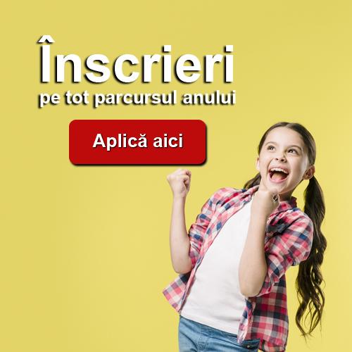 inscrieri after school Timisoara